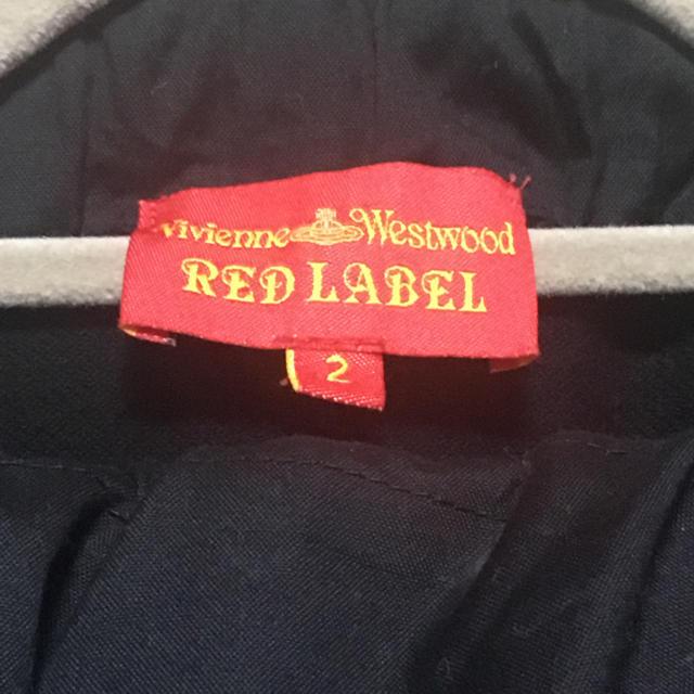 Vivienne Westwood(ヴィヴィアンウエストウッド)のviviennewestwood鹿の子ポロシャツワンピースブラック黒 レディースのトップス(ポロシャツ)の商品写真