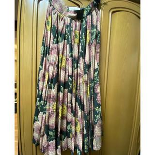 グッチ(Gucci)の新品未使用品GUCCIスカート(ロングスカート)