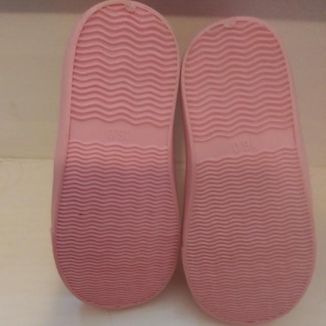 Disney(ディズニー)の新品♡ディズニー♡プリンセス♡スリッポン♡スニーカー♡ キッズ/ベビー/マタニティのキッズ靴/シューズ(15cm~)(スニーカー)の商品写真