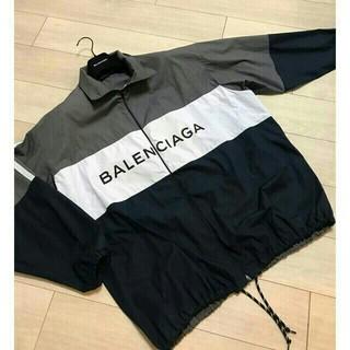 Balenciaga - バレンシアガ トラックジャケット ナイロンジャケット 38