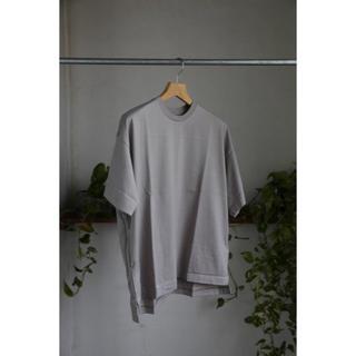 ドゥルカマラ(Dulcamara)のアシンメトリーショートスリーブT 新品未使用タグ付き(Tシャツ/カットソー(半袖/袖なし))
