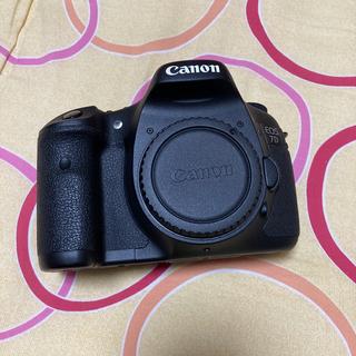 キヤノン(Canon)のCanon EOS 7D 本体(デジタル一眼)