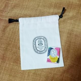 ディプティック(diptyque)のdiptyque 香りのオーバル+コットンバッグ(ユニセックス)