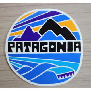 パタゴニア(patagonia)のパタゴニア ステッカー 丸型(その他)