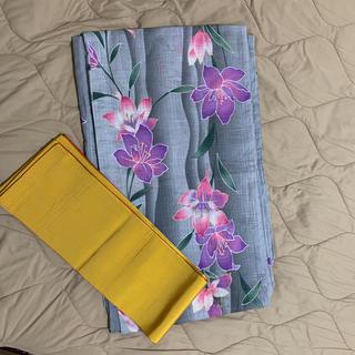 アトリエサブ(ATELIER SAB)の浴衣と半幅帯のセット(浴衣)