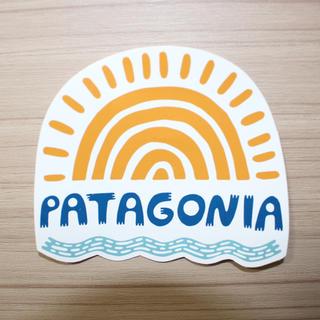 パタゴニア(patagonia)のパタゴニア ステッカー 太陽ロゴ(その他)