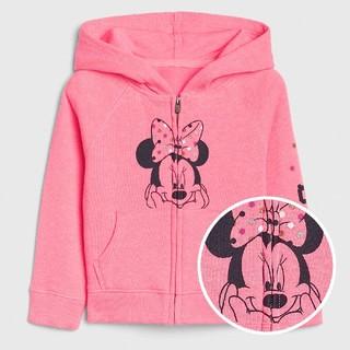 ベビーギャップ(babyGAP)のbabyGap  Disney Minnie Mouse  パーカー 90㎝(ジャケット/上着)