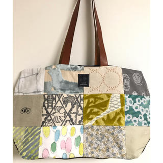 mina perhonen - ミナペルホネン piece bag
