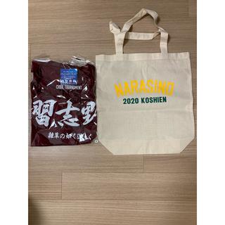 習志野高校2020年モデル 応援Tシャツ Mサイズ