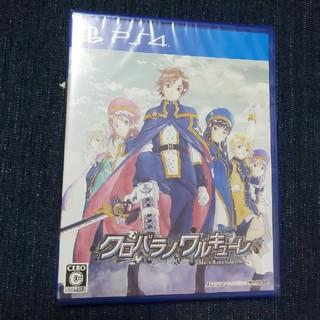PlayStation4 - 【新品未開封】クロバラノワルキューレ PS4
