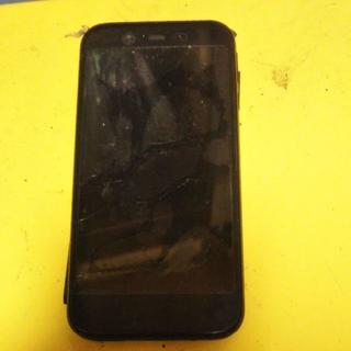 シャープ(SHARP)のジャンク品Y!mobileスマートフォン(スマートフォン本体)