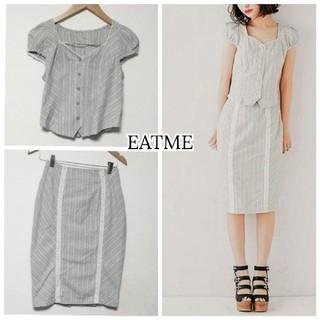 EATME - 【イートミー】セットアップ ブラウス スカート