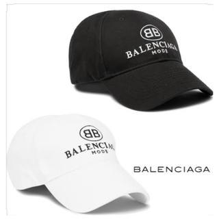 バレンシアガ BBモード キャップ
