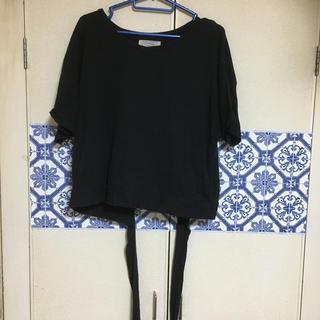 アングリッド(Ungrid)のungrid  バックリボン 確認用(Tシャツ(半袖/袖なし))