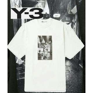 Y-3 - y-3 t-shirt グラフィック