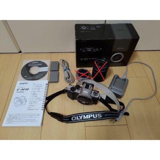 オリンパス(OLYMPUS)のOLYMPUS OM−D E−M10  レンズキット(ミラーレス一眼)