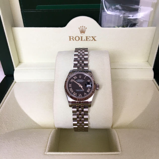 ROLEX - ロレックス デイトジャスト 179174 腕時計 レディース ROLEX