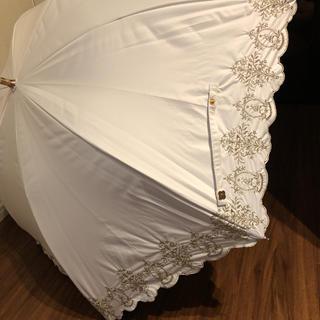 アンテプリマ(ANTEPRIMA)の【最終価格】ANTEPRIMA アンテプリマ 日傘 遮光晴雨兼用 刺繍 ブランド(傘)