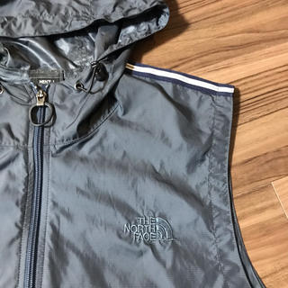 THE NORTH FACE - the north face  ナイロンベスト‼️
