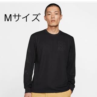 Nike ACG Long-Sleeve Waffle Top Mサイズ(Tシャツ/カットソー(七分/長袖))