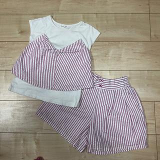 GU - セットアップ子供服