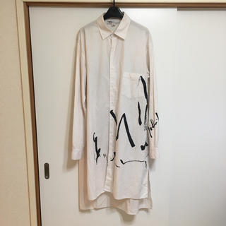 Y-3 -  Y-3 アジア限定 ロングシャツ