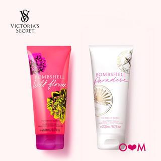 ヴィクトリアズシークレット(Victoria's Secret)のヴィクトリアシークレット ボディクリーム2本セット(ボディローション/ミルク)