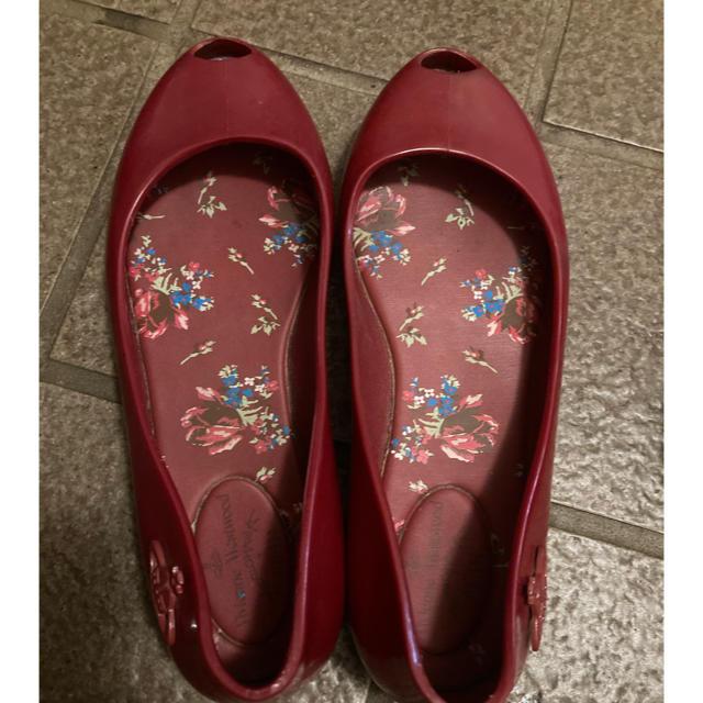 Vivienne Westwood(ヴィヴィアンウエストウッド)のMelissa x Vivienne Westwood コラボ レディースの靴/シューズ(ハイヒール/パンプス)の商品写真
