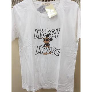 ミッキーマウス(ミッキーマウス)の新品  クラシック ミッキー Tシャツ レディース ディズニー disney (Tシャツ(半袖/袖なし))