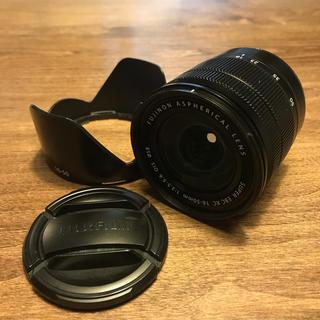 フジフイルム(富士フイルム)のFUJIFILM ズームレンズ XC 16-50mm F3.5-5.6 OIS(レンズ(ズーム))