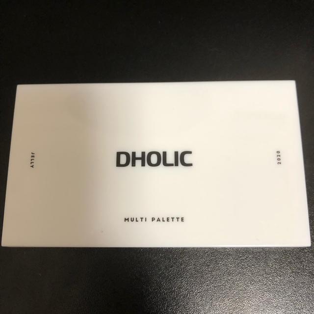 dholic(ディーホリック)のDHOLIC メイクパレット 新品未使用 コスメ/美容のキット/セット(コフレ/メイクアップセット)の商品写真