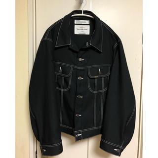 DAIRIKU REGULAR Polyester Jacket BLACK(その他)