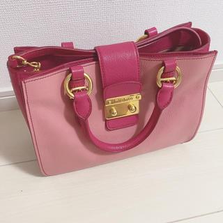 miumiu - ミュウミュウ 2wayバッグ