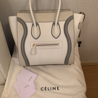 celine - 美品!限定色セリーヌ マイクロ