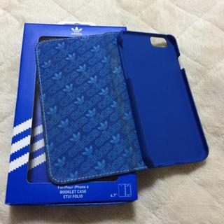 アディダス(adidas)のアディダス アイホン6ケース(iPhoneケース)