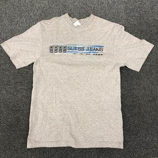 ゲス(GUESS)のレア90年代usa製guessゲスtシャツ(Tシャツ/カットソー(半袖/袖なし))