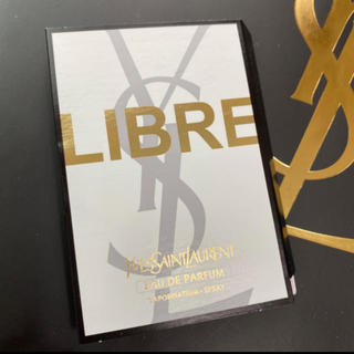 サンローラン(Saint Laurent)の❤️【イヴサンローラン】リブレ LIBRE  新作 香水 お試し サンプル(香水(女性用))