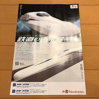 ジェイアール(JR)の鉄道の未来展 招待券2枚(その他)