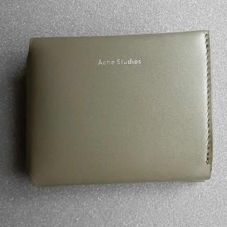 アクネ(ACNE)の財布 アクネストゥディオズ カーキ(財布)