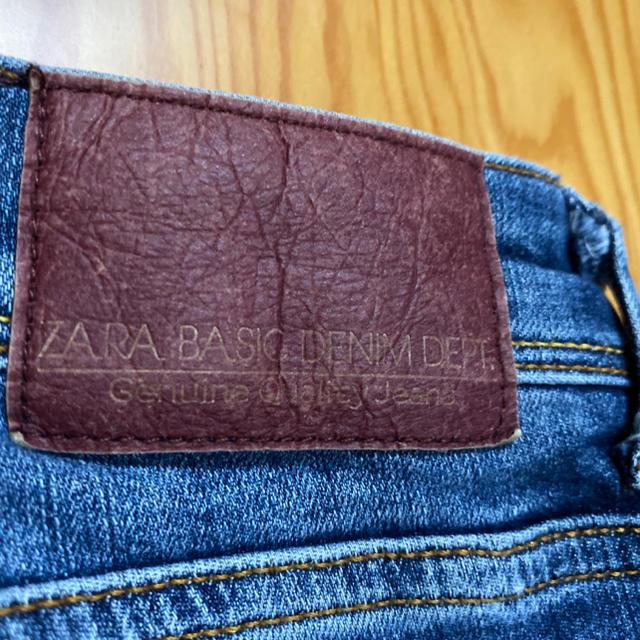 ZARA(ザラ)のスキニーデニム レディースのパンツ(デニム/ジーンズ)の商品写真