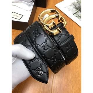 Gucci - Gucci グッチ ベルト 3.8cm