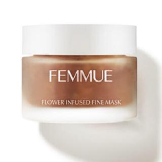 Cosme Kitchen - femmue フラワーインフューズド ファインマスク 新品未使用
