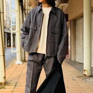 SUNSEA - 新品 stein シュタイン ジップジャケットS