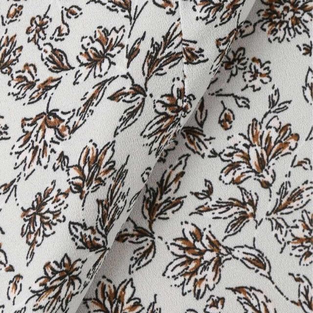 IENA SLOBE(イエナスローブ)のフラワープリントパネルフレアースカート◆40サイズ レディースのスカート(その他)の商品写真