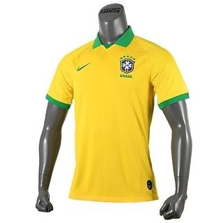 NIKE - ナイキ ブラジル代表 2019 ホーム 半袖 レプリカ ユニフォーム
