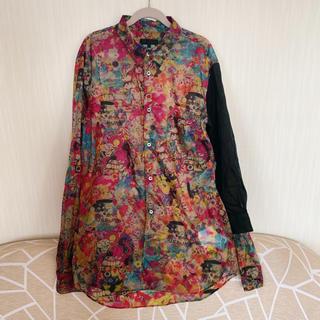 COMME des GARCONS HOMME PLUS - COMME des GARCONS HOMME PLUSレイヤードデザインシャツ