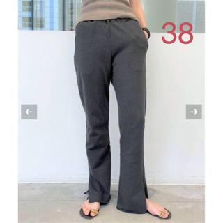 L'Appartement DEUXIEME CLASSE - アパルトモン グッドグリーフ Sweat Pants 38