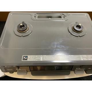 リンナイ(Rinnai)のリンナイ ガスコンロ KGM640DGR(調理機器)