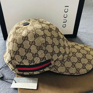 Gucci - グッチ ● キャップ 男女兼用