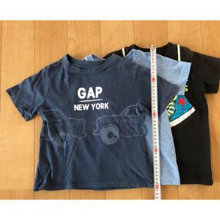 BEAMS - 男児 ティシャツ 3枚セット